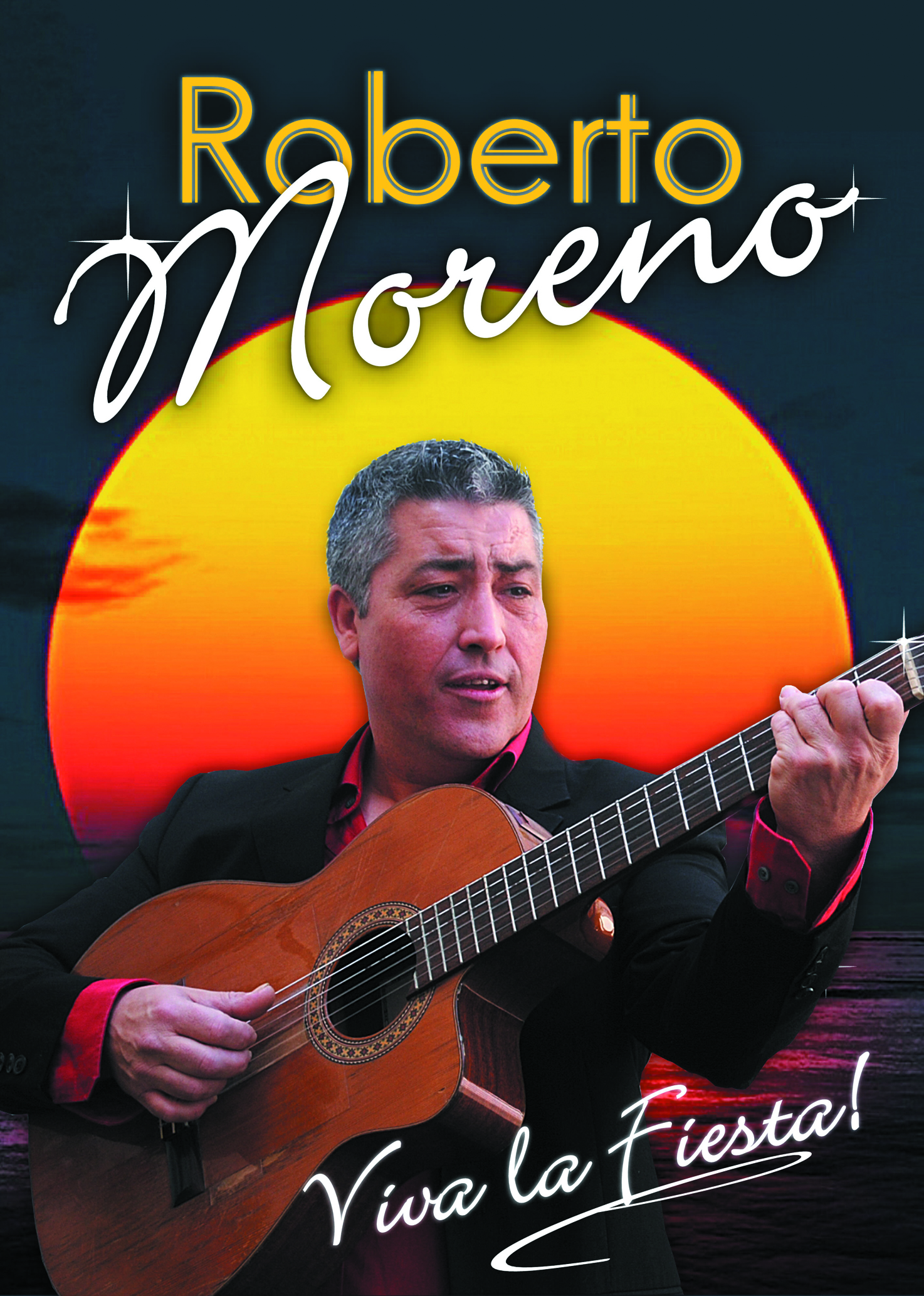 Roberto Moreno Vorderseite