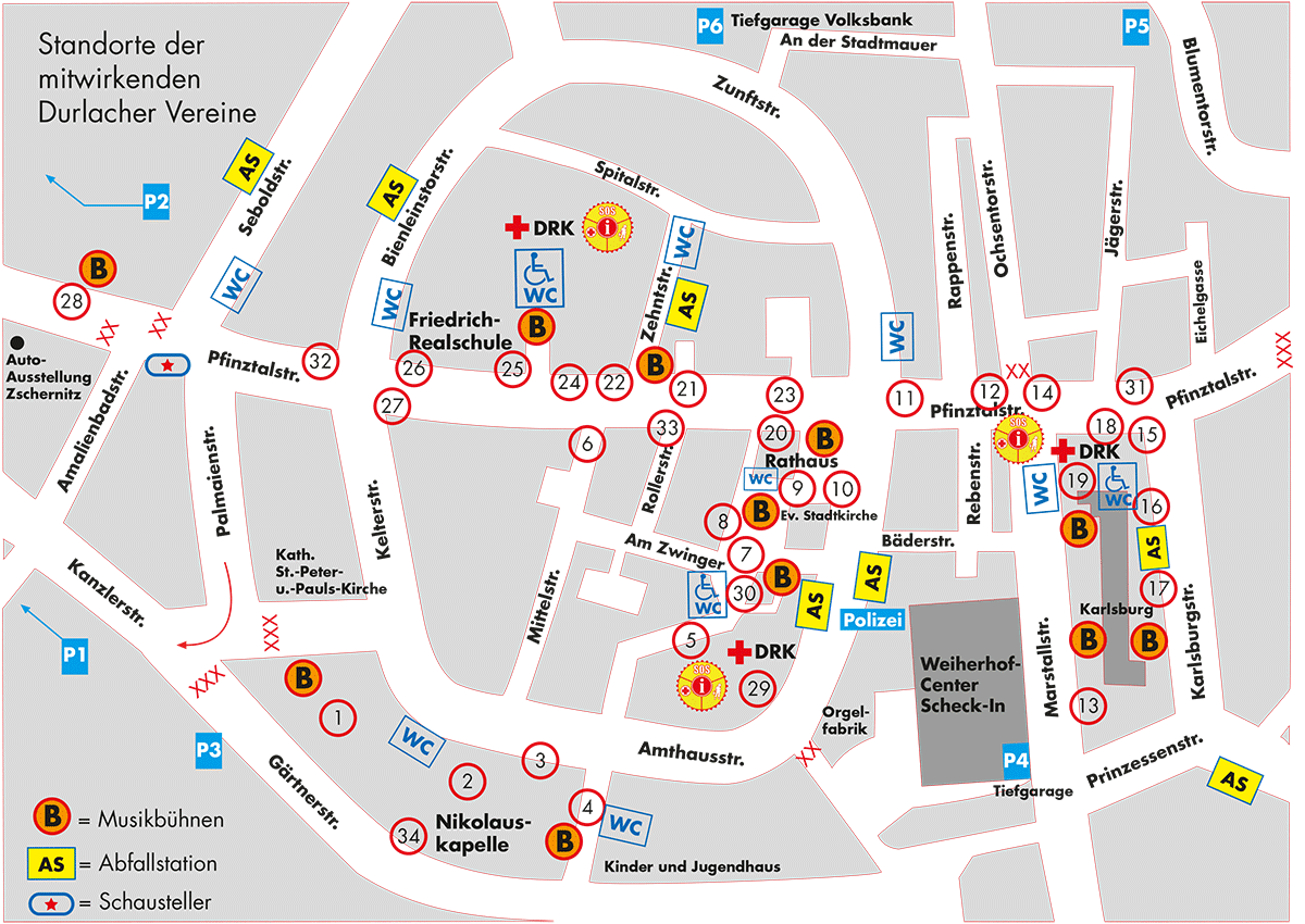 Stadtfestplan-2018